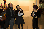 PIERRE LAGRANGE; HARRIET ONSLOW; PEARL LAM; , Art 14. Olympia Grand Hall. London. 27 February 2013.