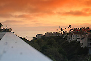 San Clemente Neighborhood at Sunset