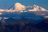 Denali (Mount McKinley) 6,193.6¬+metres (20,320¬+ft)
