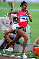 maryam yussuf jamal vincitrice dei 1500 donne<br /> roma 10-07-2009<br /> stadio olimpico<br /> golden gala di atletica 2009<br /> foto massimo oliva insidefoto
