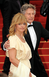 Roman Polanski and Nastassja Kinski at the the premiere of the French film , You Ain't Seen Nothin' Yet  at the Cannes Film Festival on Monday 21st May 2012. Photo by: Stephen Lock / i-Images