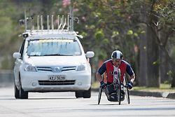 SANCHEZ Oscar, USA, H5, Cycling, Time-Trial at Rio 2016 Paralympic Games, Brazil
