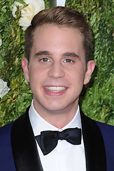 June 11, 2017 - New York, NY, USA - June 11, 2017  New York City..Ben Platt attending the 71st Annual Tony Awards arrivals on June 11, 2017 in New York City. (Credit Image: © Kristin Callahan/Ace Pictures via ZUMA Press)