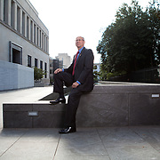Nelson Moe, Chief Information Officer of the Commonwealth of Virginia, is shown outside the Patrick Henry Building Wednesday, August, 30, 2017, in Richmond, VA.<br /> <br /> Photo by Khue Bui
