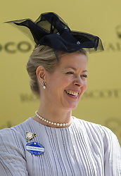 Lady Helen Taylor at Royal Ascot. Image ©Licensed to i-Images Picture Agency. 20/06/2014. Ascot, United Kingdom. Royal Ascot. Ascot Racecourse. Picture by i-Images