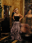 Xenia Gorbechev and Margherita Missoni. Crillon Debutantes Ball 2002. Paris. 7 December 2002. © Copyright Photograph by Dafydd Jones 66 Stockwell Park Rd. London SW9 0DA Tel 020 7733 0108 www.dafjones.com