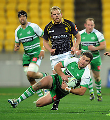 Wellington-Rugby, ITM Cup, Wellington v Manawatu