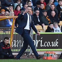Watford Manager, Slavisa Jokanovic - Photo mandatory by-line: Paul Knight/JMP - Mobile: 07966 386802 - 07/03/2015 - SPORT - Football - Wolverhampton - Molineux Stadium - Wolverhampton Wanderers v Watford - Sky Bet Championship