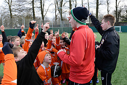 - Photo mandatory by-line: Dougie Allward/JMP - Mobile: 07966 386802 - 10/01/2015 - SPORT - Football - Bristol - Ashton Park School -  v  - Bristol City Community Trust