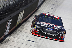 April 13, 2018 - Bristol, Tennessee, United States of America - April 13, 2018 - Bristol, Tennessee, USA: Clint Bowyer (14) bring his racecar down the backstretch during opening practice for the Food City 500 at Bristol Motor Speedway in Bristol, Tennessee. (Credit Image: © Chris Owens Asp Inc/ASP via ZUMA Wire)
