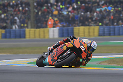May 19, 2019 - Le Mans, Sarthe, FRANCE - 5 JOHANN ZARCO (FRA) RED BULL KTM FACTORY RACING (AUT) KTM RC16 (Credit Image: © Panoramic via ZUMA Press)