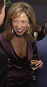 Heather Kerzner, Party given by California Wine to celebrate wines from the Golden state,  hosted by Natasha McElhone, Emily Oppenheimer and Dr. Martin Kelly at the old Saatchi Gallery, 8 October 2003. © Copyright Photograph by Dafydd Jones 66 Stockwell Park Rd. London SW9 0DA Tel 020 7733 0108 www.dafjones.com