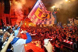 FESTA PROMOZIONE SPAL IN SERIE B SPAL - AREZZO<br /> PROMOZIONE SPAL IN SERIE B<br /> FERRARA 23-04-2016<br /> FOTO FILIPPO RUBIN