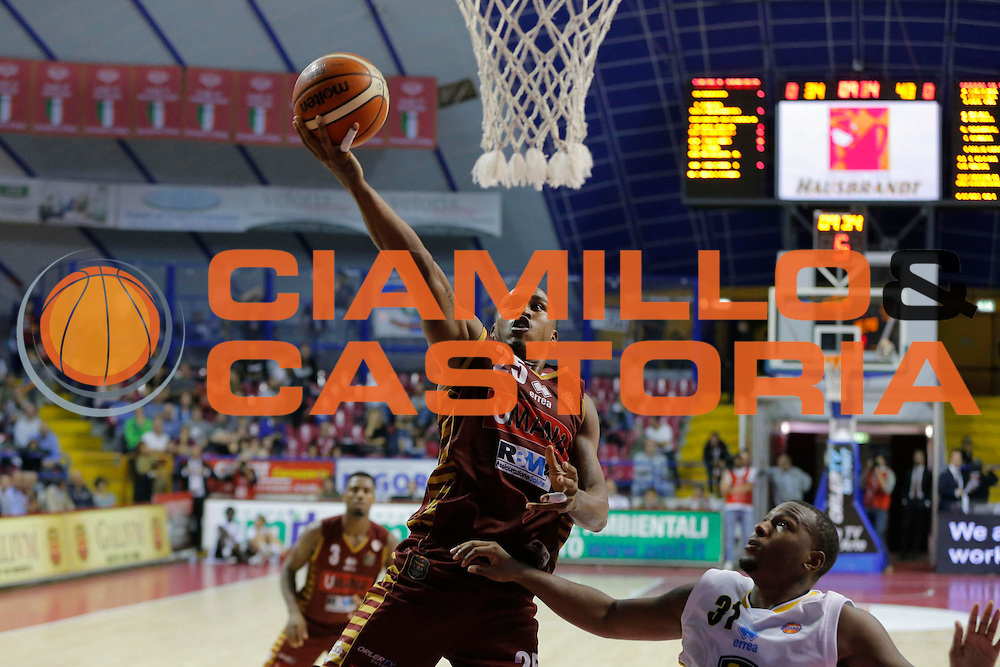 Tyrus McGee<br /> Umana Reyer Venezia - Vanoli Cremona<br /> Lega Basket Serie A 2016/2017<br /> Venezia 30/10/2016<br /> Foto Ciamillo-Castoria