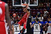Brooks Jeff<br /> A X Armani Exchange Olimpia Milano - Germani Basket Brescia<br /> Basket Serie A LBA 2019/2020<br /> MIlano 29 September 2019<br /> Foto Mattia Ozbot / Ciamillo-Castoria