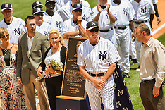 2014 Yankees Old Timers' Day Ceremonies