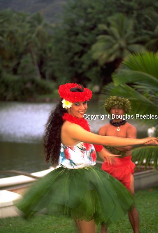 Hula Dancer, Hawaii<br />