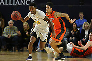 January 24, 2018 - Johnson City, Tennessee - Freedom Hall: ETSU guard Jermaine Long (24)<br />