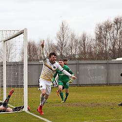 Dumbarton v Dundee United, Scottish Championship, 7 April 2018