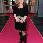 NLD/Den Haag/20130403 - Premiere de Huisvrouwenmonologen, columniste Sylvia Witteman