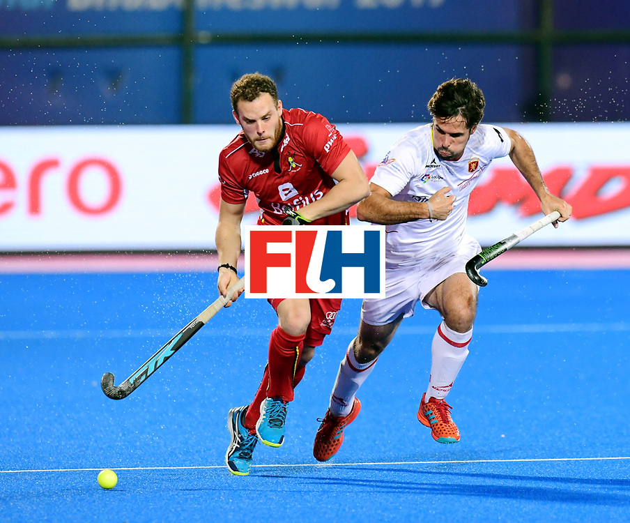 Odisha Men's Hockey World League Final Bhubaneswar 2017<br /> Match id:18<br /> Belgium v Spain<br /> Foto:<br /> COPYRIGHT WORLDSPORTPICS FRANK UIJLENBROEK