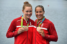 20160812 Rio 2016 Olympics - Roning bronze medalje