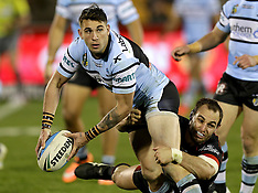 Auckland - NRL - Warriors v Sharks