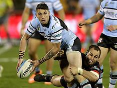 Auckland - NRL - Warriors v Sharks