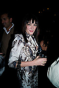 ANNABEL NEILSON,  Prada Congo Art Party hosted by Miuccia Pada and Larry Gagosian. The Double Club,  Torrens St. London EC1. The Double Club is A Carsten Holler project by Fondazione Prada. 10 February 2009.