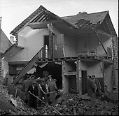 1956 - Gas Leak explosion in Dublin