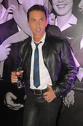 Picture by Mark Larner / Retna Pictures. Picture shows Bruno Tonioli attending Pam Ann's comedy show at the Hammersmith Apollo, London, November 27th, 2008.