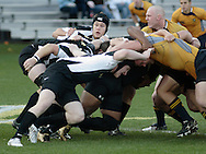 West Point, NY - Army plays Navy in a rugby match at the United States Military Academy on  Nov. 21, 2009. ©Tom Bushey / The Image Works