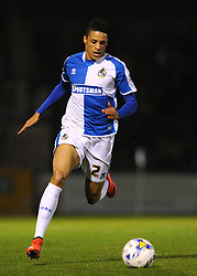 Daniel Leadbitter of Bristol Rovers - Mandatory byline: Dougie Allward/JMP - 07966 386802 - 06/10/2015 - FOOTBALL - Memorial Stadium - Bristol, England - Bristol Rovers v Wycombe Wanderers - JPT Trophy