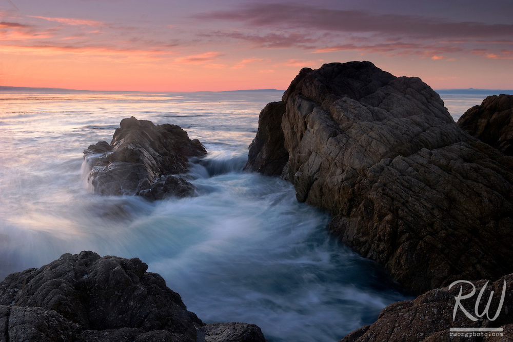 17 Mile Drive Seascape Tides, Pacific Grove, California