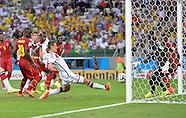 FUSSBALL WM 2014 VORRUNDE Deutschland - Ghana