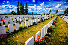 Tyne Cot Cemetery | Passchendale | 23 July 2017