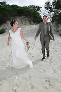 Tony and Alison's Wedding, Byron Bay.Wedding - Byron Bay .Pictures Paul Lovelace.Tony & Alison Murphy