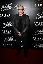 August 16, 2018 - New York, NY, USA - August 16, 2018  New York City..Lenny Abrahamson at the 'The Little Stranger' film premiere on August 16, 2018 in New York City. (Credit Image: © Kristin Callahan/Ace Pictures via ZUMA Press)