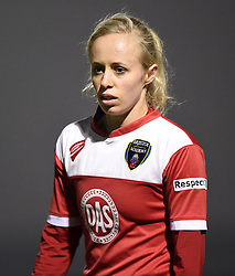 Bristol Academy's Nadia Lawrence - Photo mandatory by-line: Paul Knight/JMP - Mobile: 07966 386802 - 02/04/2015 - SPORT - Football - Bristol - Stoke Gifford Stadium - Bristol Academy Women v Chelsea Ladies - FA Women's Super League