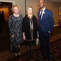 Faith Maddy, Lesley Hoffarth, Kwofe Coleman