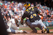 San Francisco Giants vs Pittsburgh Pirates