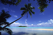 Moturakua Island, Aitutaki, Cook Islands<br />