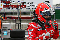 Helio Castroneves, Indy Japan 300, Twin Ring Motegi, Motegi, Japan, 4/20/2008