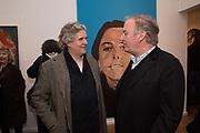 JAMES MOORES, JAMES BIRCH, Them, Redfern Gallery PV. Cork St. London. 22 January 2020