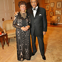 Belma and Dr. Henry Givens