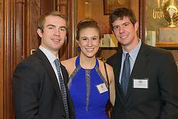 Yale Athletics Blue Leadership Ball & George H.W. Bush '48 Lifetime of Leadership Awards. 20 November 2015 at the William K. Lanman Center inside Payne Whitney Gym, Yale University.