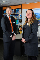 Lincolnshire Co-operative staff portraits.  Retford Travel.<br /> <br /> Picture: Chris Vaughan Photography<br /> Date: January 24, 2018