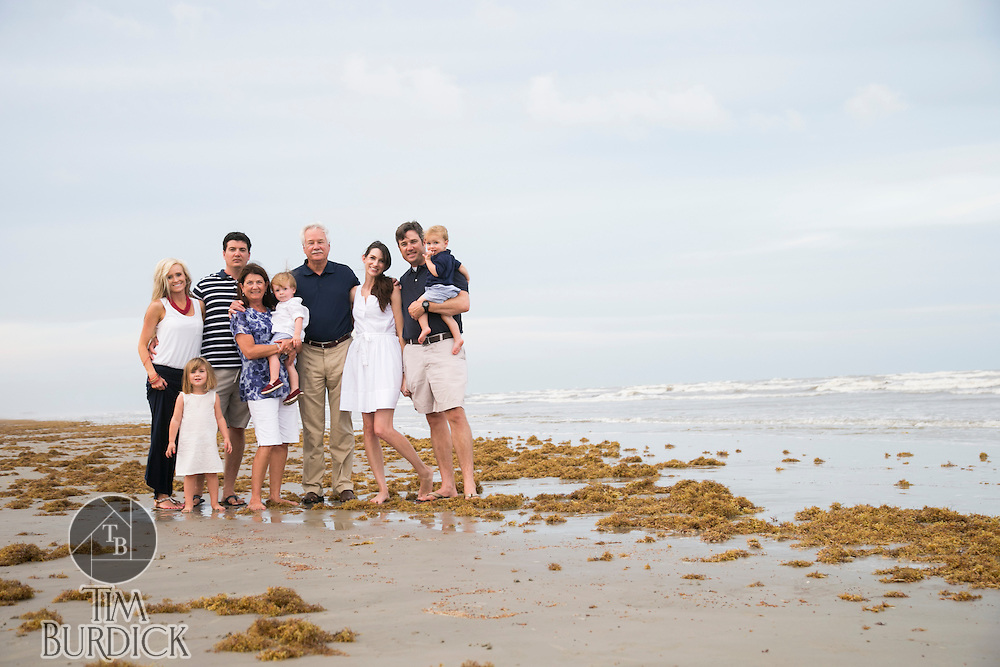 Portraits at Cinnamon Shore in Port Aransas, Texas by Tim Burdick Photography