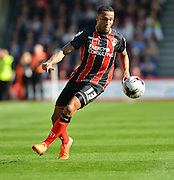 AFC Bournemouth's Callum Wilson Man of The Match during the Sky Bet Championship match between Bournemouth and Birmingham City at the Goldsands Stadium, Bournemouth, England on 6 April 2015. Photo by Mark Davies.