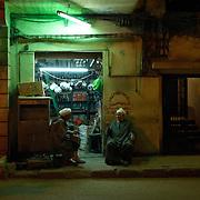 Egypt, Luxor. November/06/2008...At night... ..